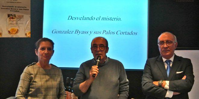Bacchus 2017. González Byass y sus Palos Cortados con Antonio Flores
