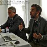 """Seminario """"La realidad del Cava"""". Impartido por Carlos González Sáez, director técnico de la """"Guía Peñin"""" y Adolfo Gatell director General"""