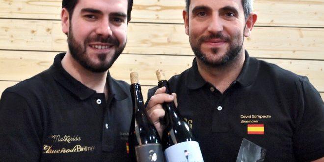 Los vinos de Bruno Murciano en la AMS