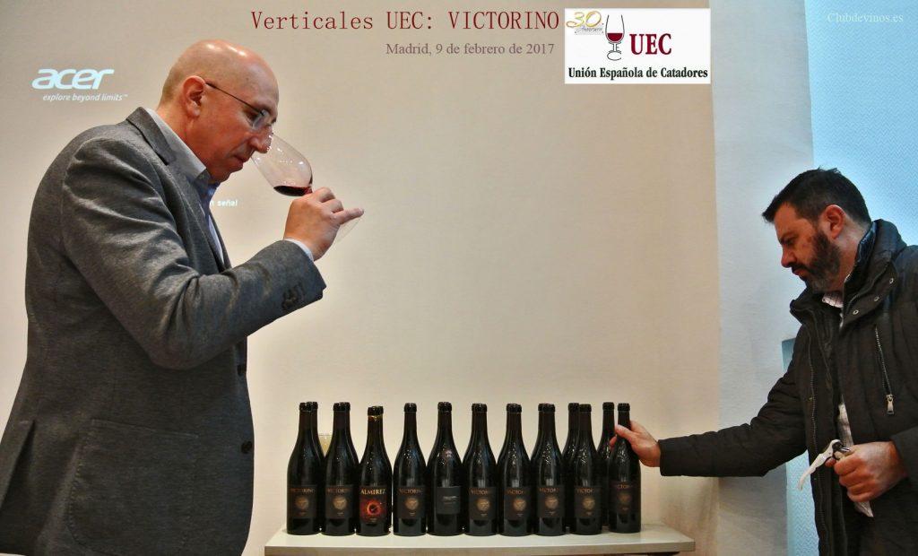 Cata dirigida por Marcos Eguren, enólogo y director del grupo de VIÑEDOS Y BODEGAS SIERRA CANTABRIA