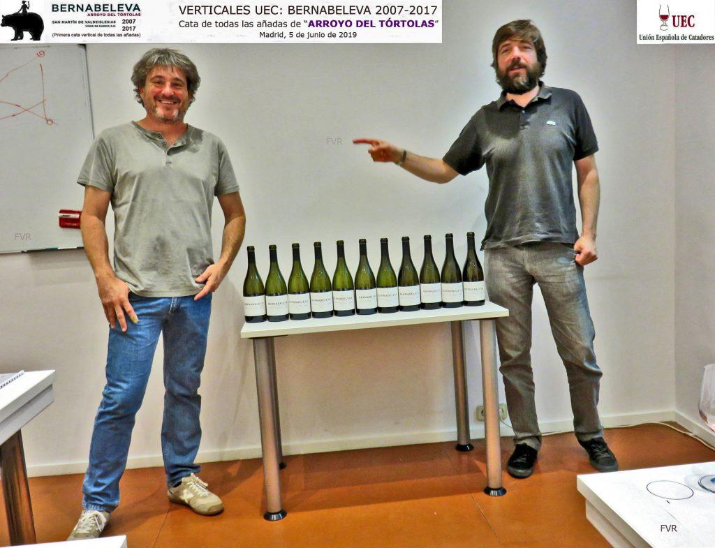 Juan Diez Bulnes y Marc Isart en la UEC